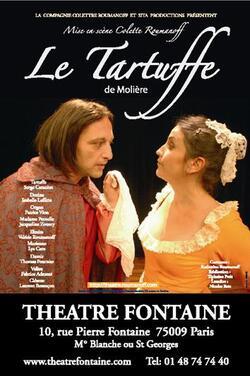 La Tartuffe - compagnie de Colette Roumanoff