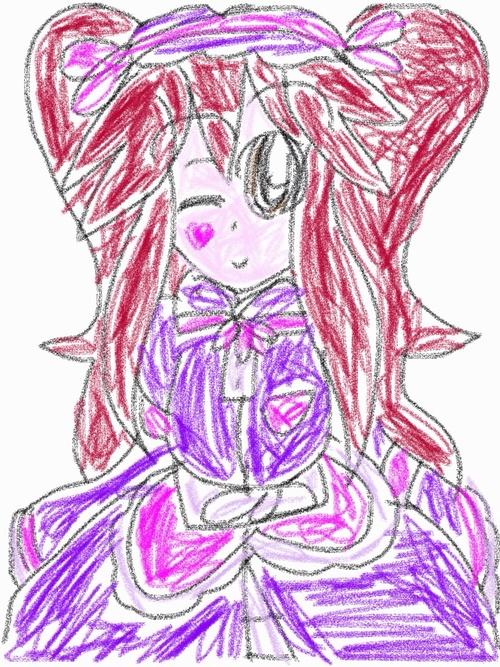 Poupée Rosa