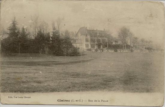 Clairac avant 93