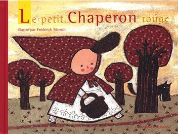 Quand t'es maicresse, tu cherches le tapuscrit du petit chaperon rouge