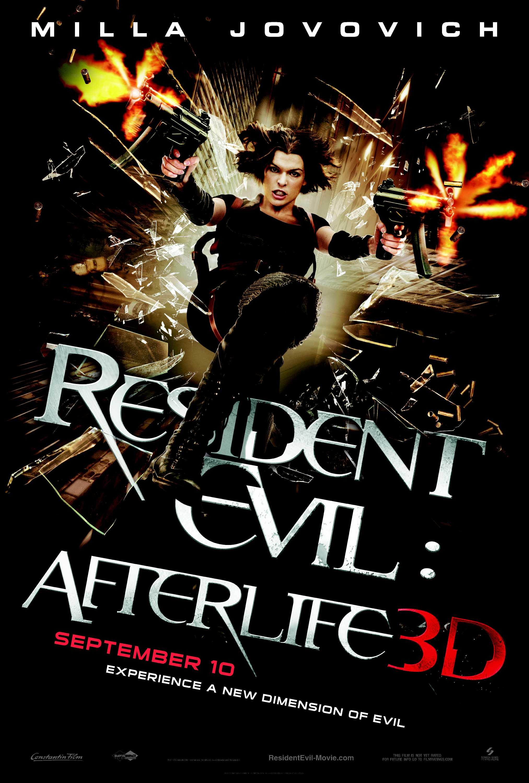 A Review Of The Resident Evil Film Series 2002 2017 Sebastian Kluth