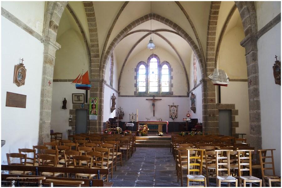 Ile de Molène Eglise st Ronan