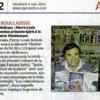 Article La Provence 2010 Coïncidences.jpg