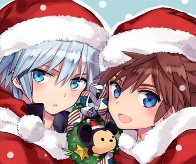 Noël manga garçon