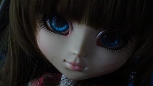 Les yeux legendaire de Suicune~