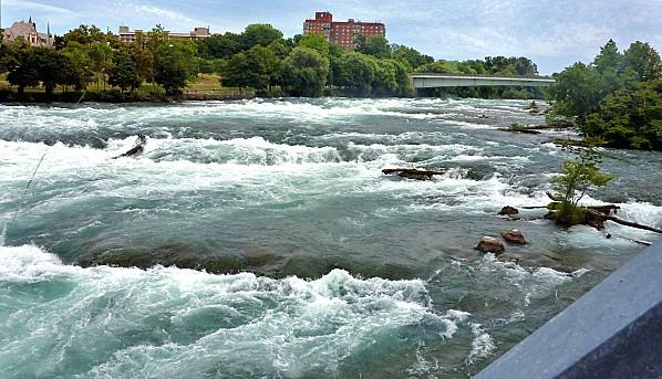 Niagara Falls Niagara River 2