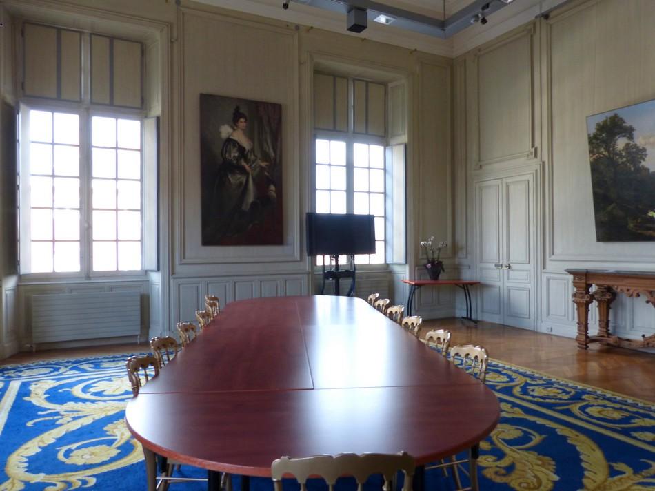 Hôtel de ville d'Amiens, suite et fin
