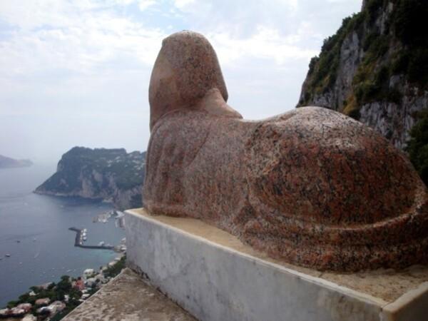 Anacapri, panorama depuis les jardins de la Villa -copie-3