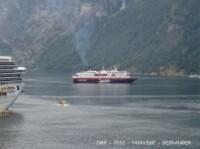 Geiranger-Hurtigruten