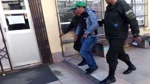 Bolivie : Arrestation et torture d'un journaliste (Bolivarinfos 11/03/2020)