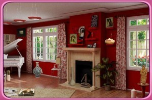 Interiors - Hidden objects