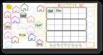 TBI - tableau présences colorés