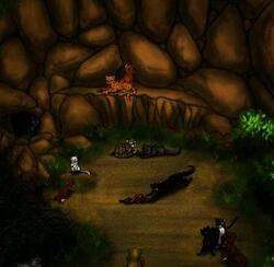 camp d'un Clan