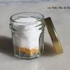 sel aromatisé au thym et citron