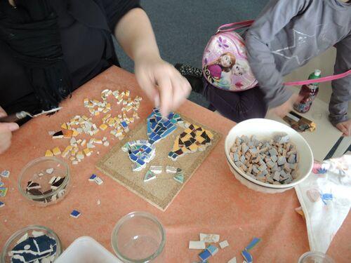 Regards et Jeux avec le CLAP de Liévin- Deuxième atelier