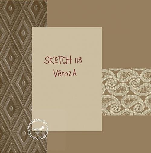 Sketch 118 Véro2A