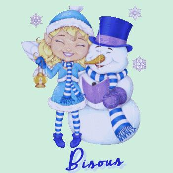 **Tempête de neige**Animations