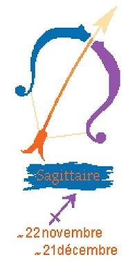 Signes du Zodiaque - Sagittaire !