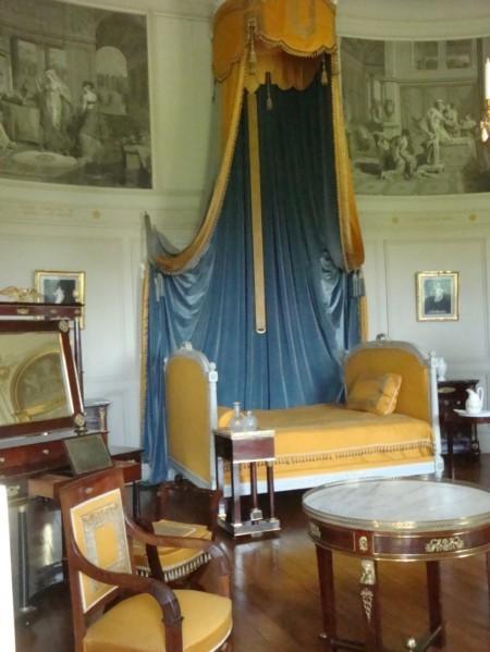 chambre d'apparat dite du Roi d'Espagne 1