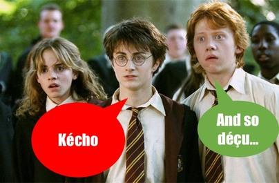 Harry Potter (les films et bouquins) - T'a les réponses, toi?