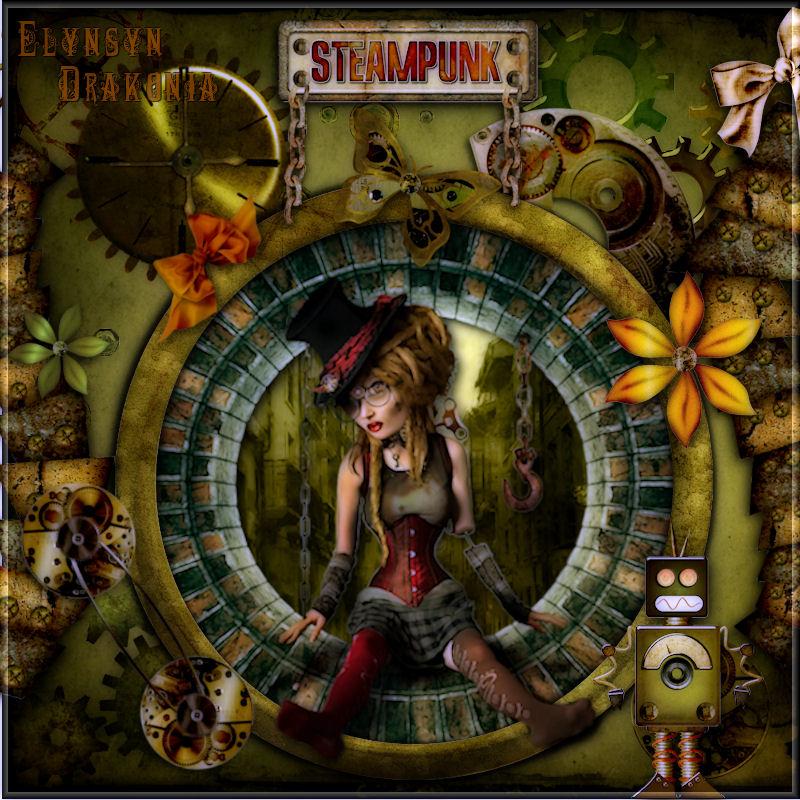 Steampunk Marionette