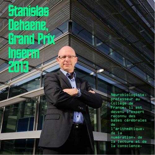 Stanislas Dehaene, coup de gueule sur la lecture (12/12/2013)