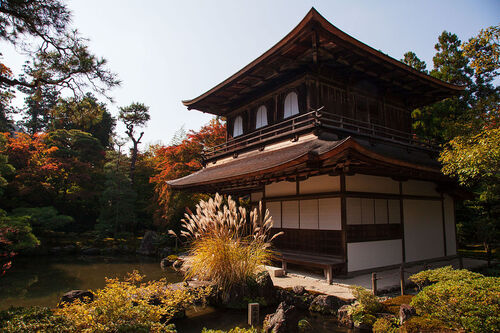Patrimoine mondial de l'Unesco : Les monuments historiques de Kyoto - 2eme partie