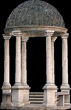 Tubes gazebo / arches