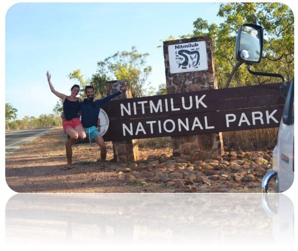 Nitmiluk National Parc