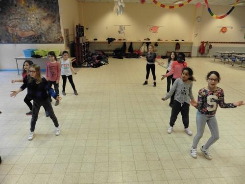 Danse (P1,2,3,4,5,6)