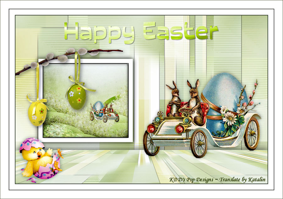 K@D's Psps Designs ~ Easter 2016
