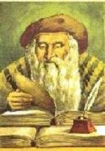 Histoire de rabbi chlomo itzhaki (rachi) זכותו יגן עלינו..