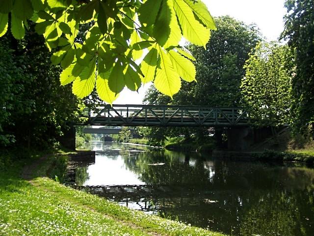 Le canal de Jouy à Metz 2 Marc de Metz 2011