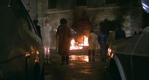 Le justicier au gardénia, Gardenia, Domenico Paolella, 1979