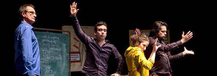 «La R'vue», cabaret satirique, à Saint-Saulve