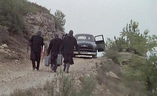Les hommes, Daniel Vigne, 1973