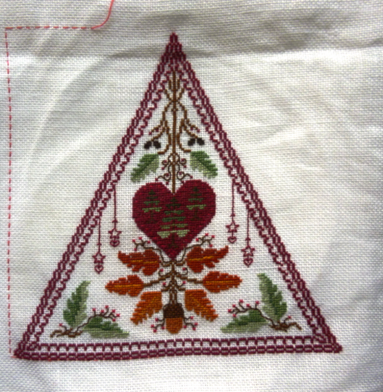 VERONIQUE triangle Renato Parolin