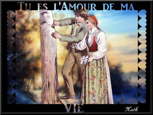 Joyeuse Saint Valentin !!!!