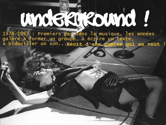 LOUDER ! underground ! octobre 2012