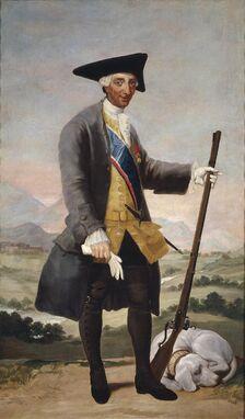 Zarles III roi d'Espagne