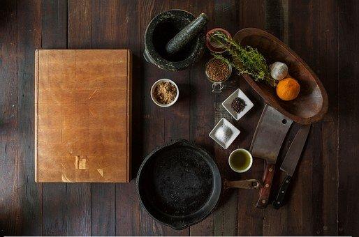 Ingrédients, Cuisson, Préparation