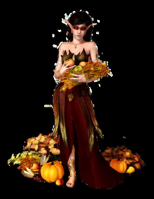 Anges, Elfes, Fées