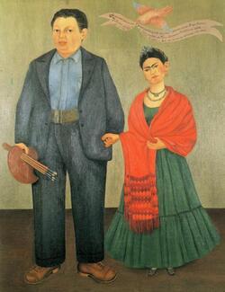Exposition Frida Kahlo & Diego Rivera à Paris