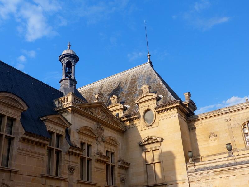 Le Château de Chantilly suite et fin