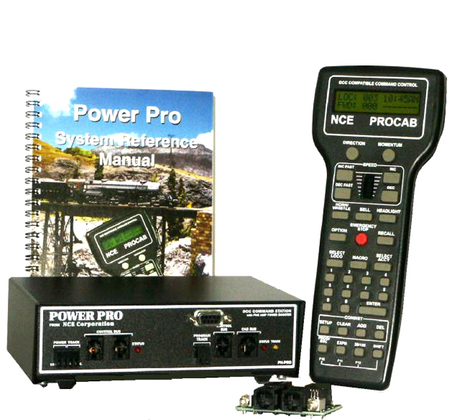 NCE DCC Controllers