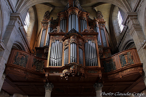 Orgue Cathedrale Notre Dame