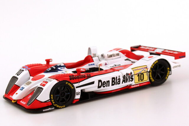 Le Mans 2001 Abandons