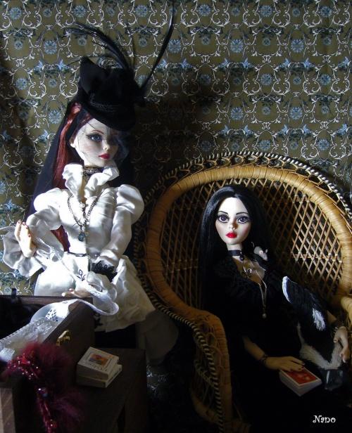 Elegy et Elisabeth