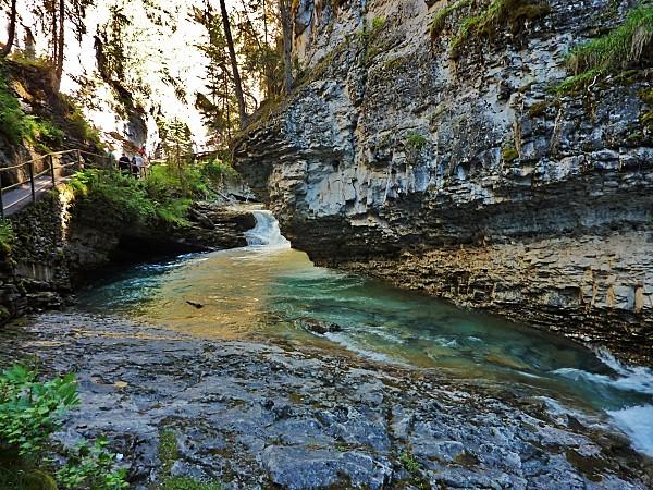 Jour 17 Banff rivière Johnston 3