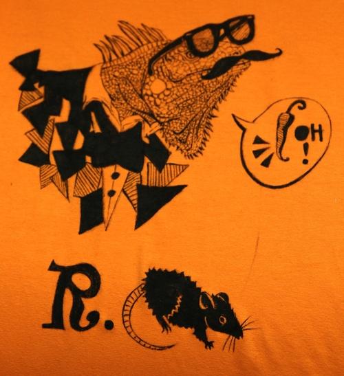 Robe Reptile
